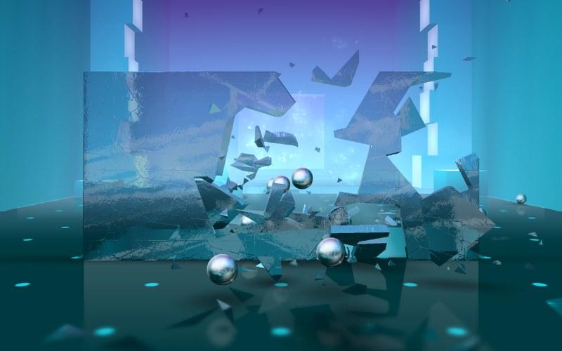 Smash Hit – Cam Kırma Oyunu