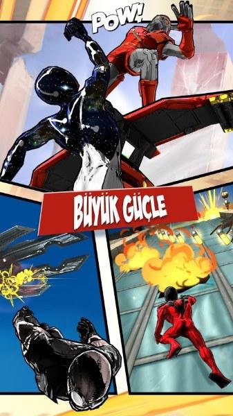 Gameloft'tan Ücretsiz Örümcek Adam Oyunu – Spider Man