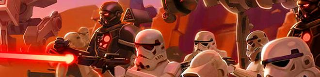 Star Wars Android Oyunu – Star Wars Commander