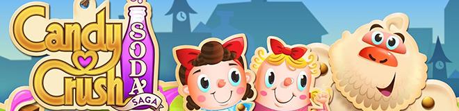 Candy Crush Soda Saga – Yeni Candy Crush Oyunu