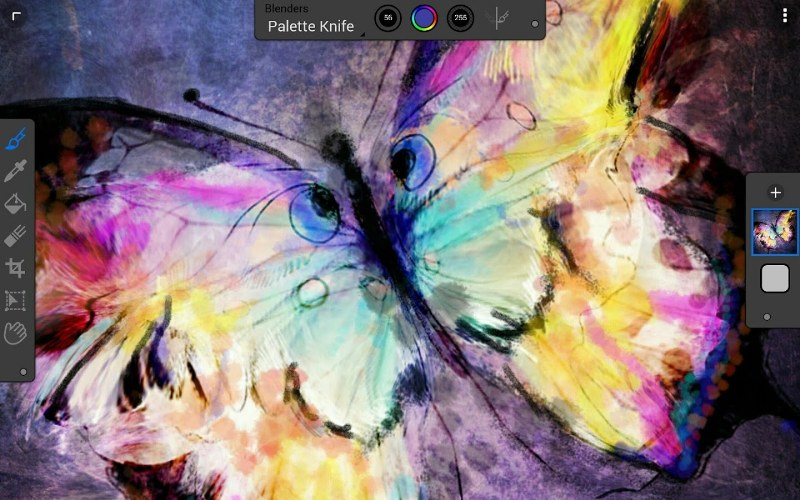 En İyi Boyama ve Resim Yapma Uygulaması – Painter Mobile