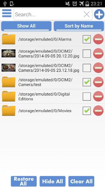 Android Telefonda Dosya ve Fotoğraf Gizleme – Hide and Lock