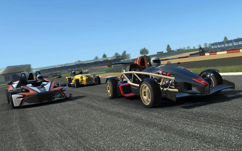 Real Racing 3 Araba Yarışı Oyunu
