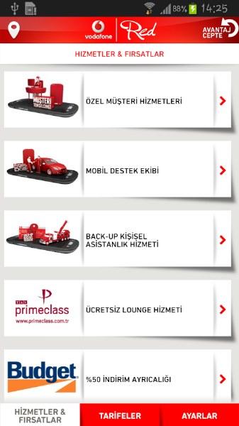 Vodafone Avantaj Cepte ile Fırsatlar ve İndirimler