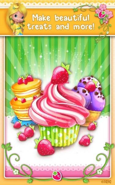 Strawberry Shortcake Berry Rush – Koşun, Toplayın, Pasta Yapın