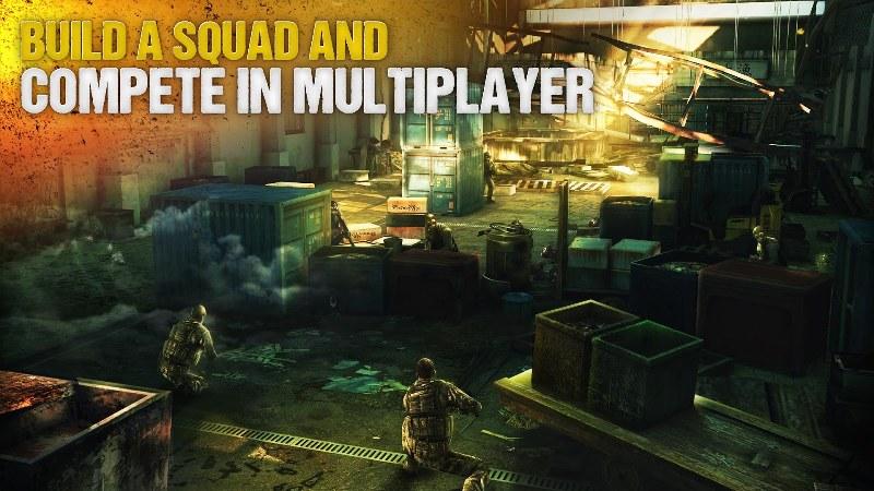 Modern Combat 5: Blackout Savaş Oyunu
