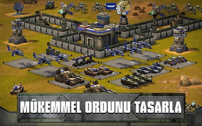 Empires and Allies – Modern Savaş ve Taktik Oyunu