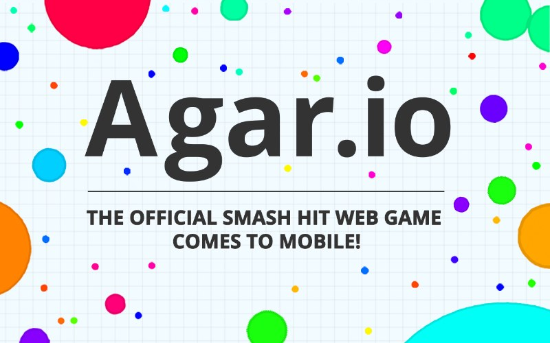 Agar.io Android Oyunu