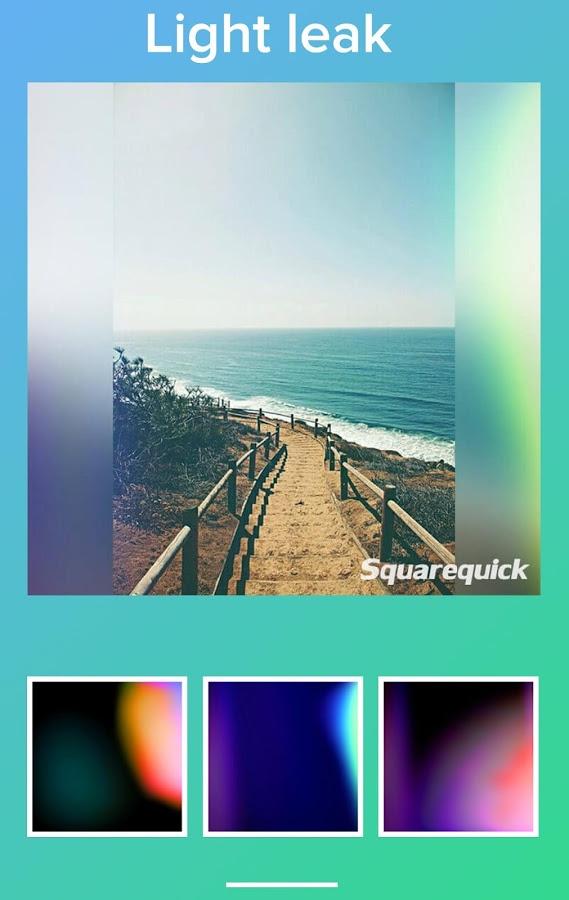 Fotoğrafı Kare Yapmak – Square Quick