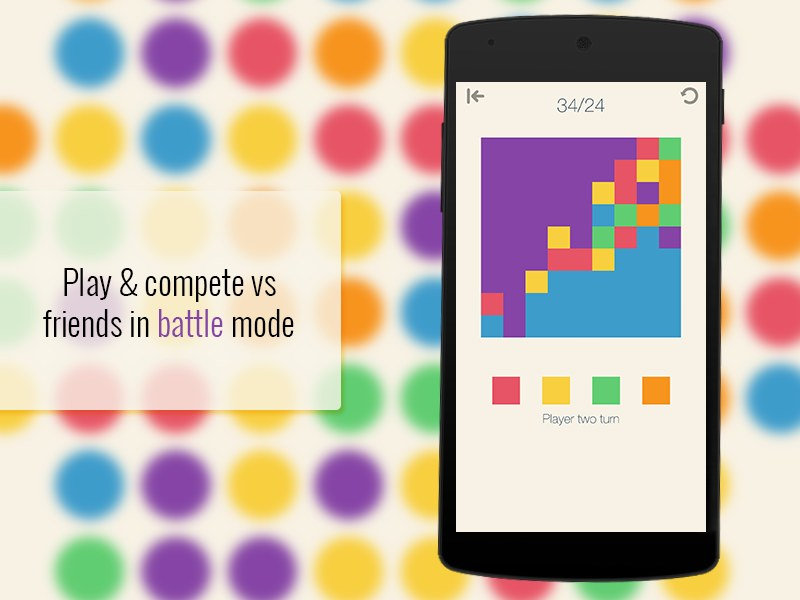 Colors United – Bütün Ekranı Tek Renk Yapın