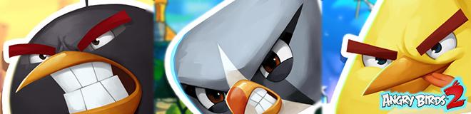 Serinin Yeni Oyunu – Angry Birds 2