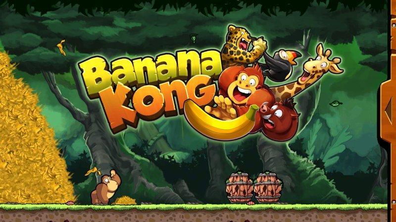 Goril ile Heyecanlı bir Yolculuk – Banana Kong