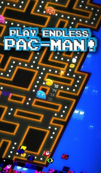 Pac-Man 256 – Sonsuz Labirent
