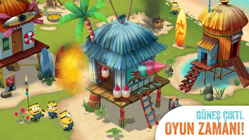 Minions Paradise – Küçüklere Oyunlar