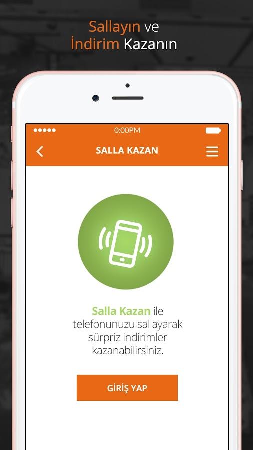 Migros Güncel Kampanya ve Fırsatları için Android Uygulaması