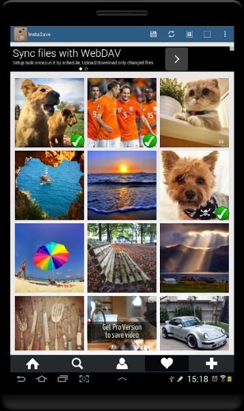 Instagram Fotoğrafları Telefona Nasıl Kaydedilir? – InstaSave