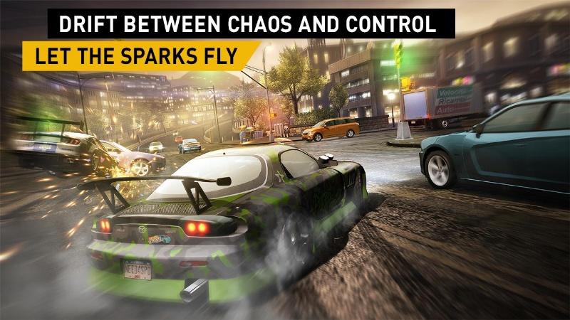 Need for Speed – No Limits Android Araba Yarışı