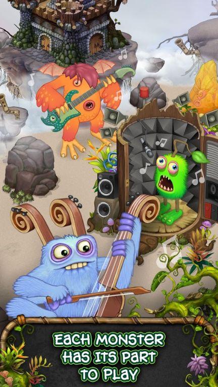 Şarkı Söyleyen Canavarlar Yetiştirin – My Singing Monsters