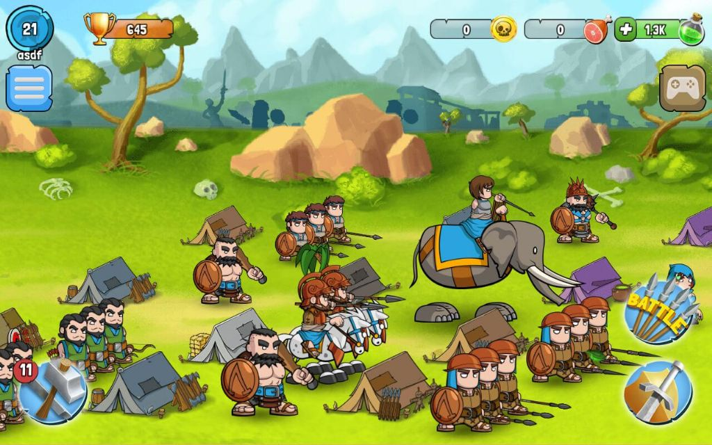 Spartalılar Savaş Oyunu – Spartania: The Spartan War