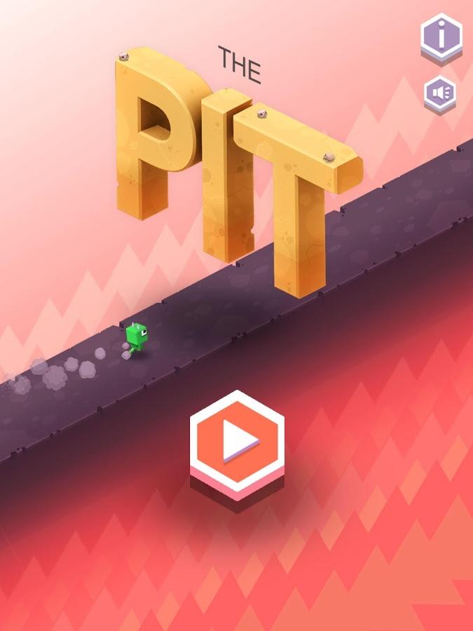 Koşun, Zıplayın, Eğilin – The Pit
