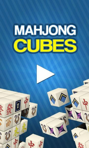 Zamana Karşı Küp Eşleştirme Oyunu – Mahjong Cubes