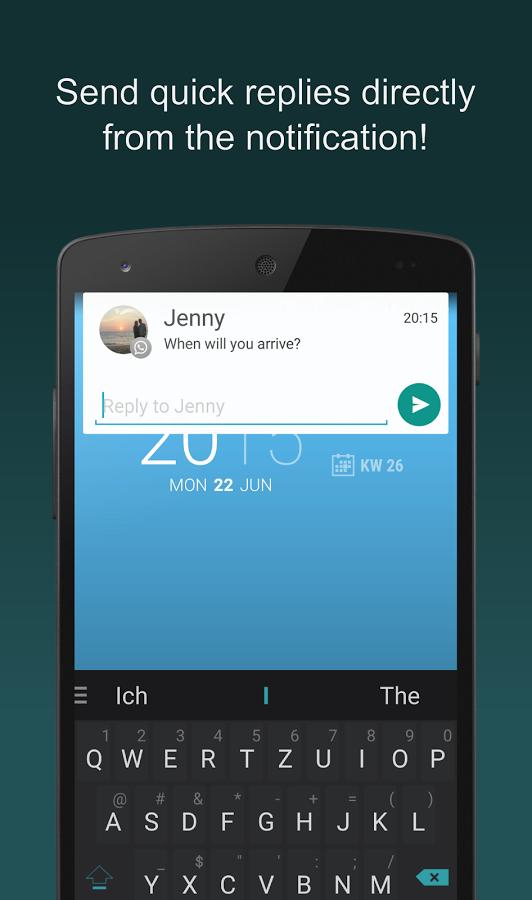 Mesajlara Hızlı Cevap Özelliği – Floatify