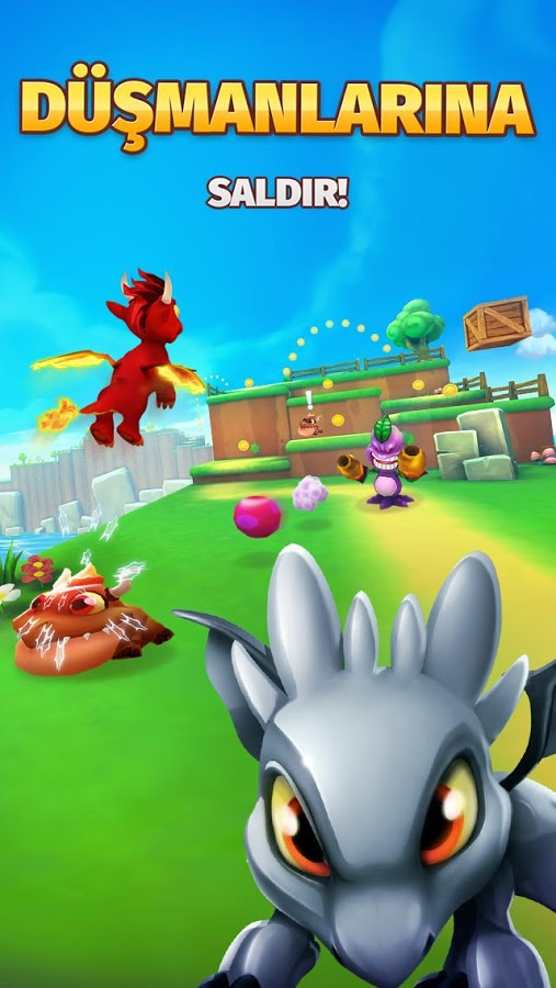 Ejderha İle Macera Oyunu – Dragon Land