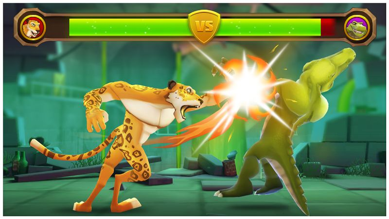 Online Dövüş Oyunu – Smash Champs