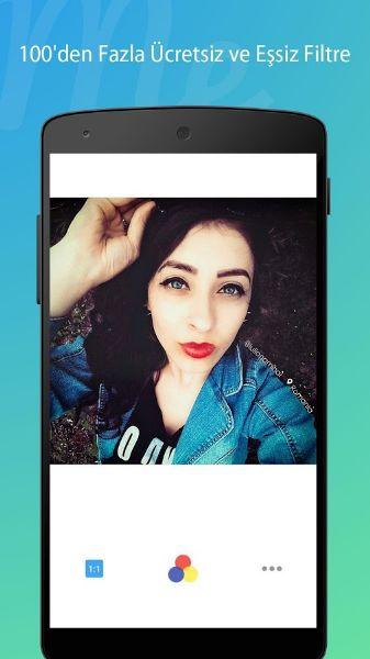 Kamera Filtre Uygulaması – BestMe Selfie Kamera