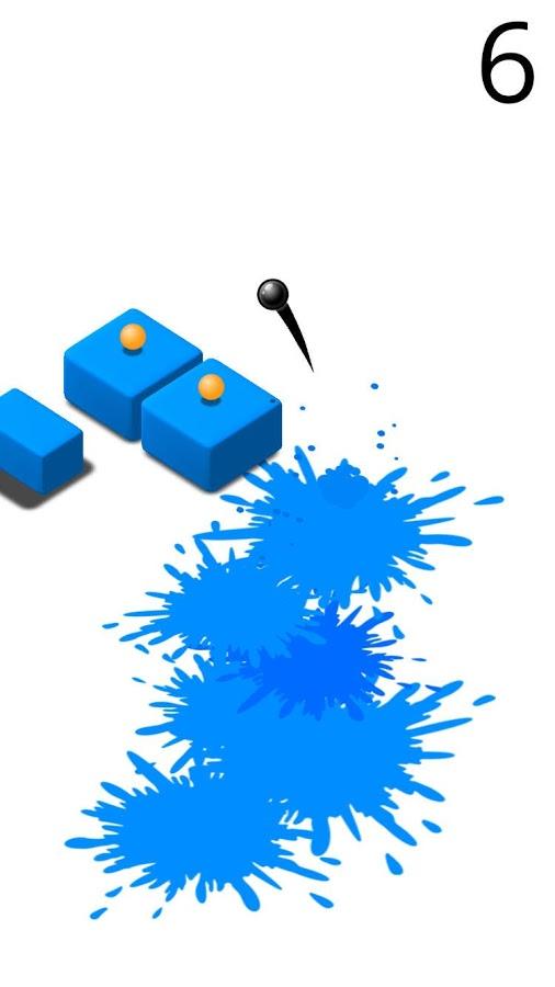 Kutular Üzerinde Top Sektirme Oyunu – Splash