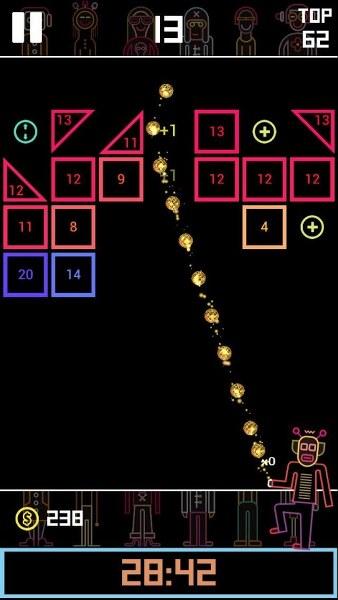 Blokları Patlatma Oyunu – BBTAN