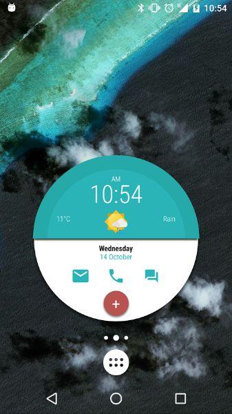 KWGT Widget – Telefon Ekranında Saat ve Fazlası