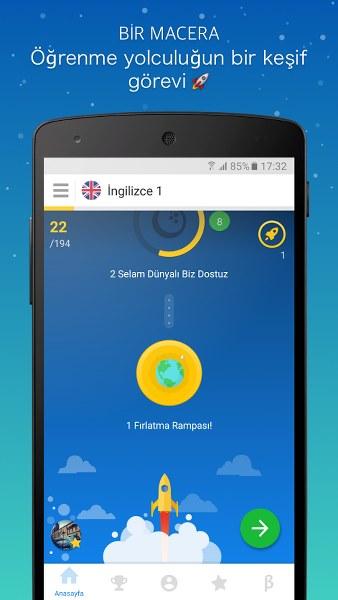 Memrise ile Telefonunuzdan Ücretsiz Dil Öğrenin