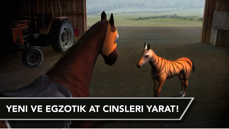 Android At Yarışı Oyunu