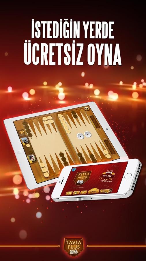 Tavla Plus – Android Tavla Oyunu