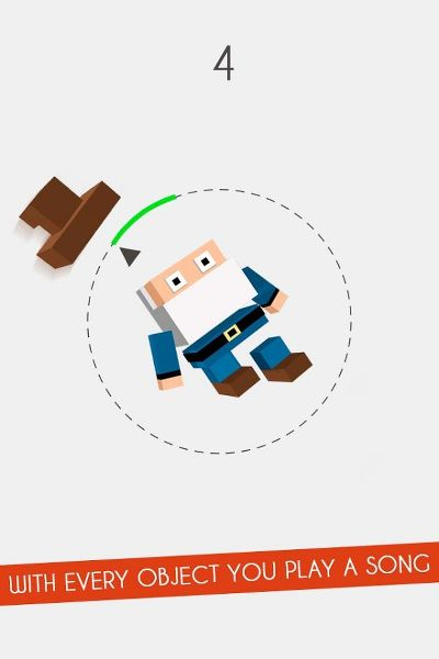 Android 3D Puzzle Oyunu – Lock the Block
