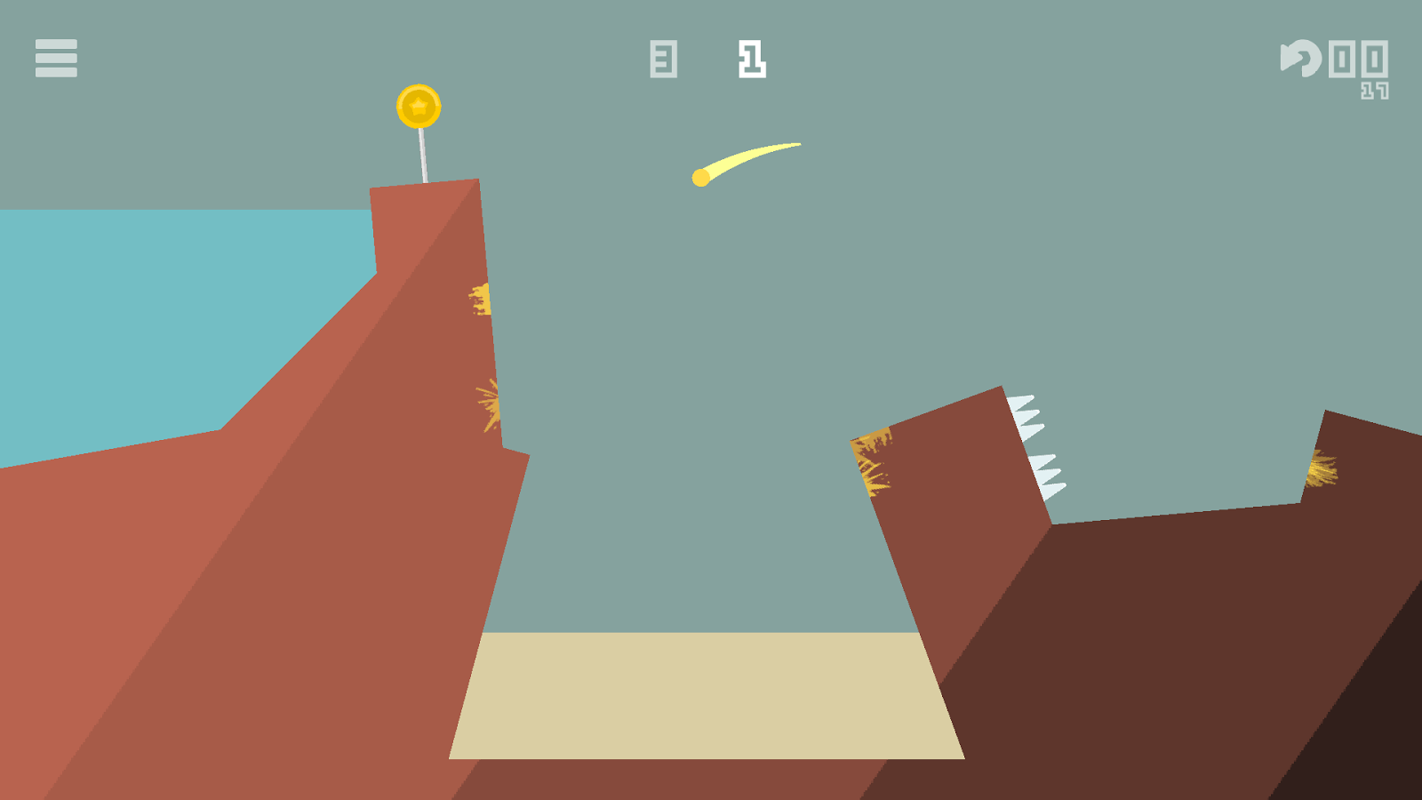 Android Parmak Golf Oyunu – Not Golf