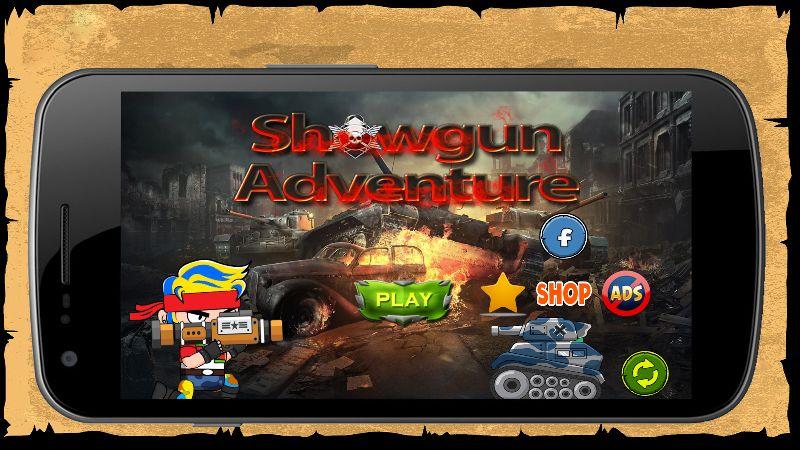 Showgun: Adventure – Beceri, Strateji ve Hız Oyunu