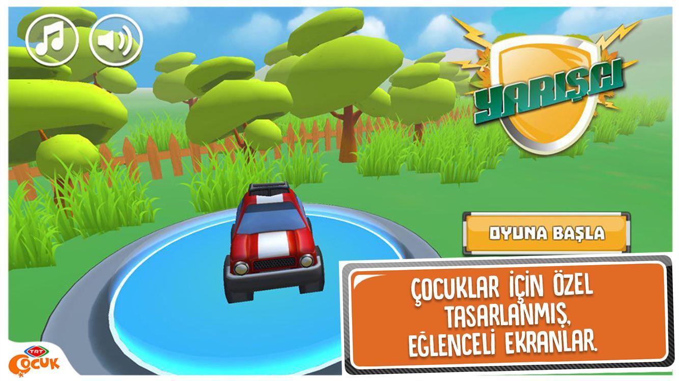 TRT Çocuk Oyunu TRT Yarışçı Android'de