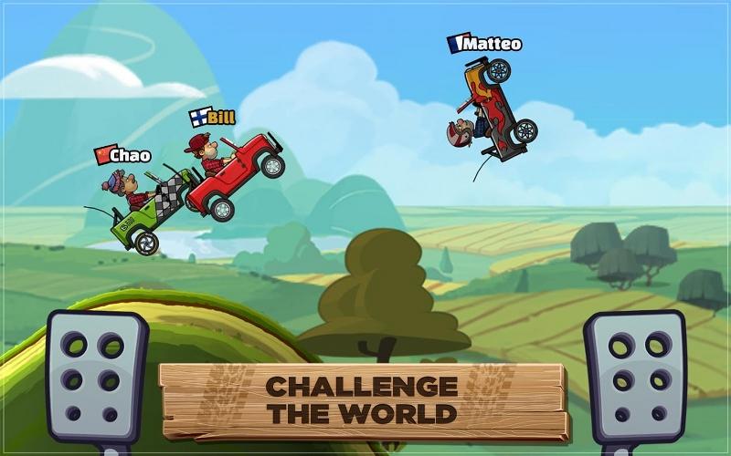 Hill Climb Racing 2 – Tepelerdeki Araba Macerasının Devamı