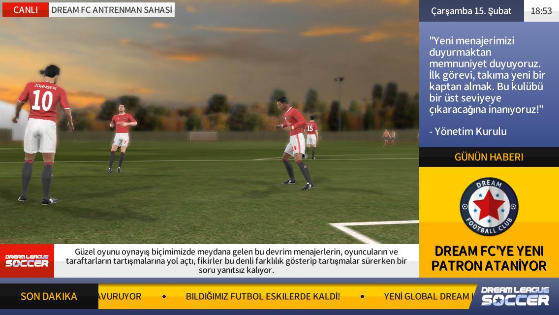 Dream League Soccer 2017 Android Futbol Oyunu
