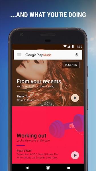 Google Play Müzik ile Telefonunuzdan Müzik Dinleyin