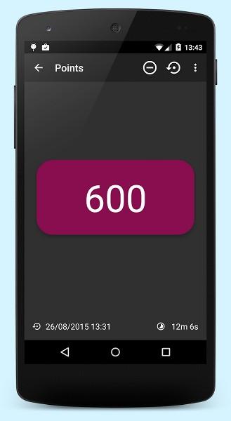 Android için Akıllı Android Sayaç Uygulaması