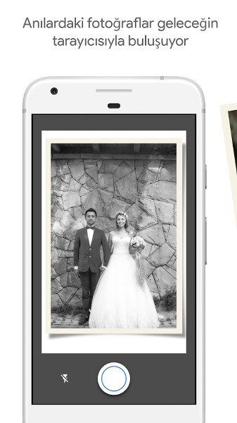 Google Fotoğraf Tarayıcısı – PhotoScan