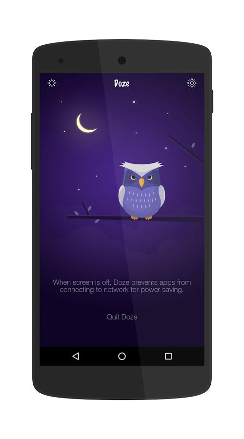 Telefon Pil Ömrü Artırma – Doze Uygulaması
