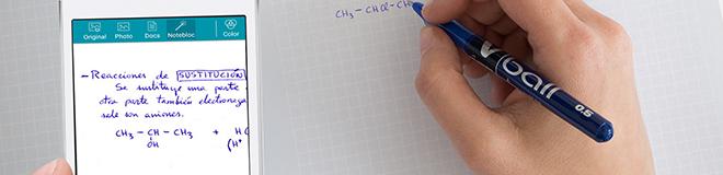 Çizim ve Not Tarama Uygulaması – Notebloc
