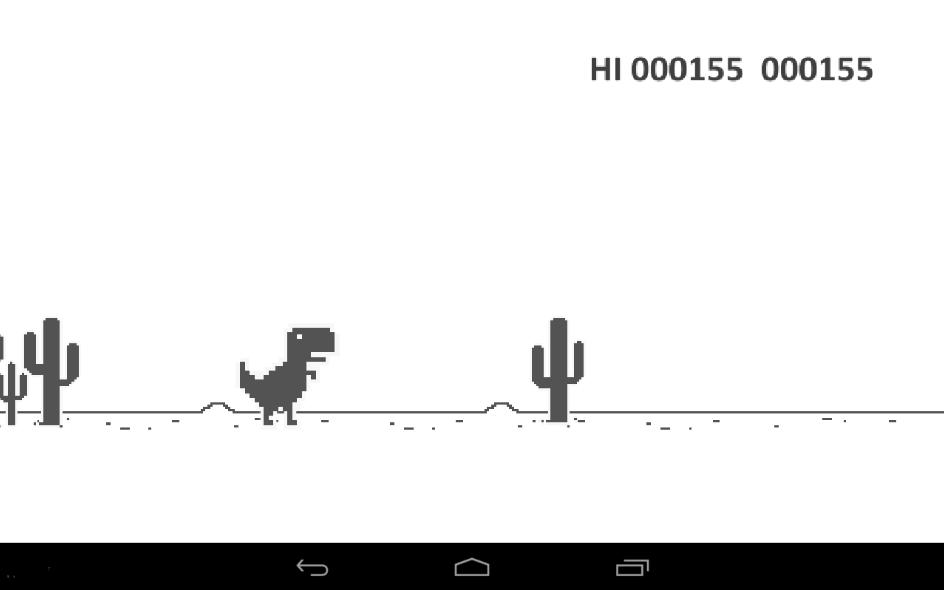 Dino Android Platform Oyunu – Dino T-Rex