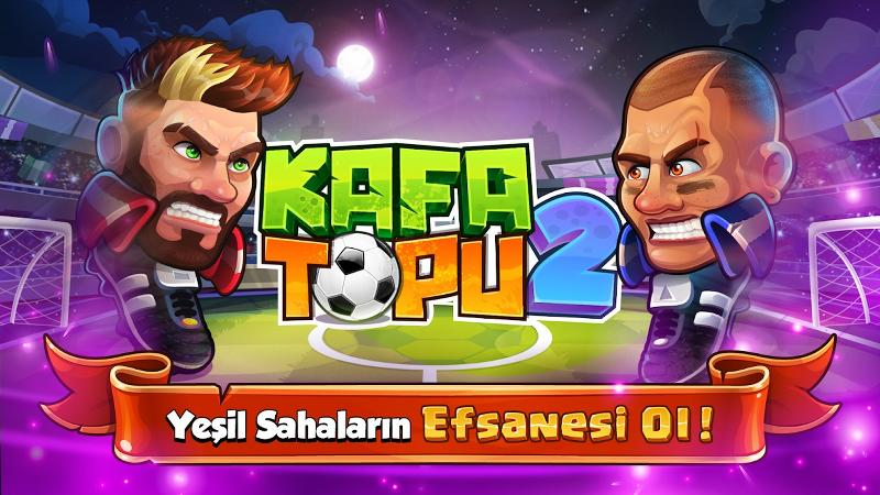 Android Kafa Topu 2 Oyunu