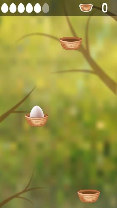 Nostaljik Yumurta Fırlatma Oyunu