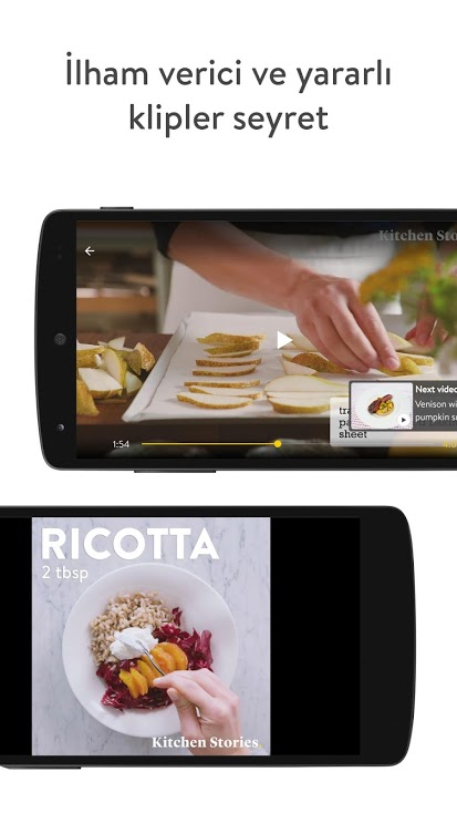 Yemek Tarifleri Android Uygulaması